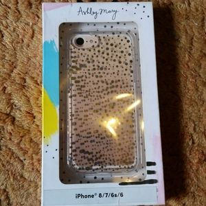 ASHLEY MARY IPHONE CASE COVER 8/7/6
